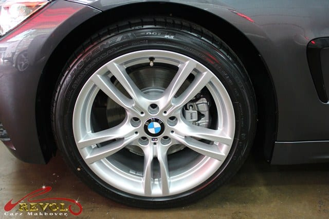 BMW 428i Coupe - wheels