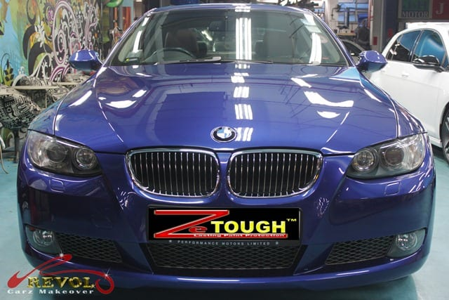 BMW 3Series - Full Car Re-Spray Paint Protection 11