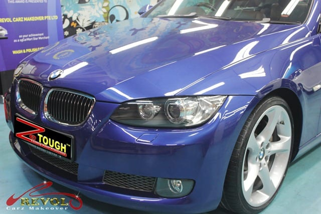 BMW 3Series - Full Car Re-Spray Paint Protection 12