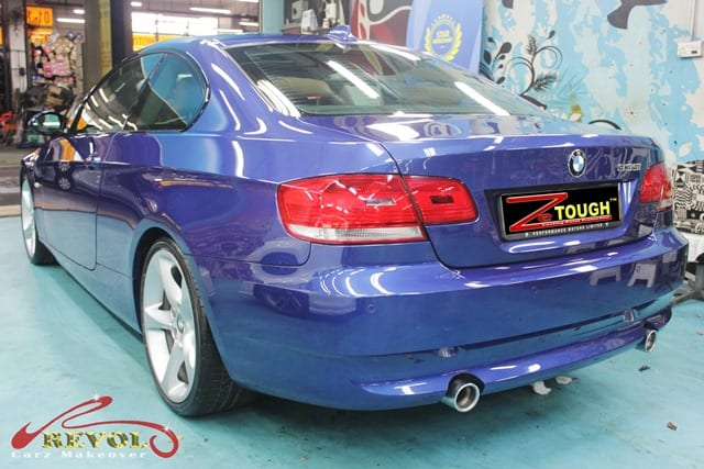 BMW 3Series - Full Car Re-Spray Paint Protection 16