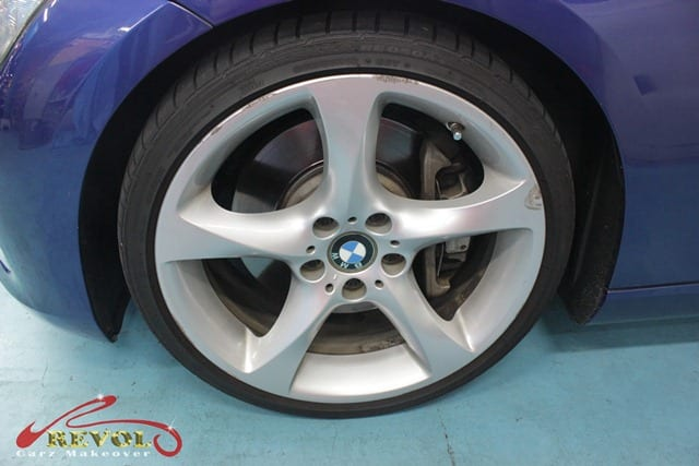 BMW 3Series - Full Car Re-Spray Paint Protection 18