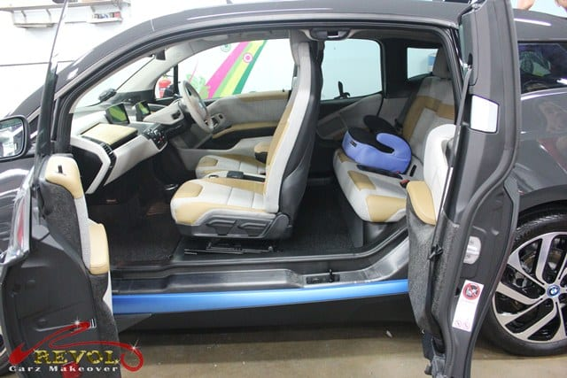 bmw i3 with zetough ceramic paint protection coating revol car grooming singapore 39 s finest. Black Bedroom Furniture Sets. Home Design Ideas