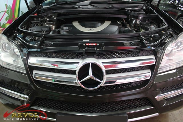 Mercedes Car Servicing Singapore