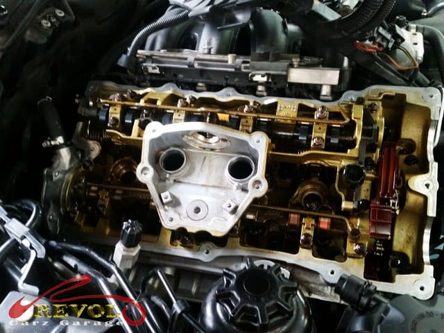 Resolved car engine consumption and gear oil leakage issues for BMW