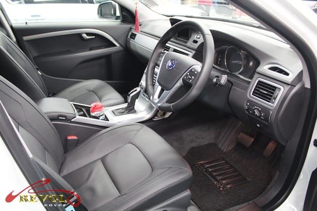 Volvo - Interior