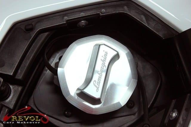 Aventador - fuel tank cap