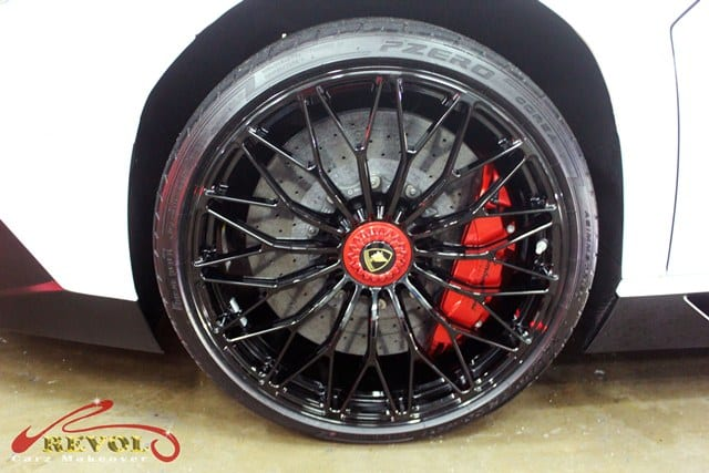 Aventador - wheels