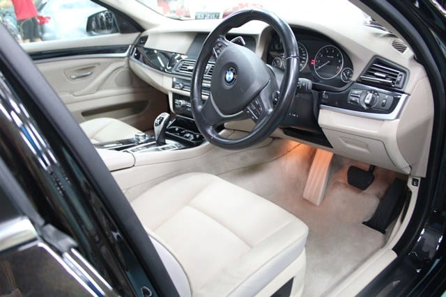 bmw 523i full car spray painting with zetough ceramic coating paint protection revol car. Black Bedroom Furniture Sets. Home Design Ideas