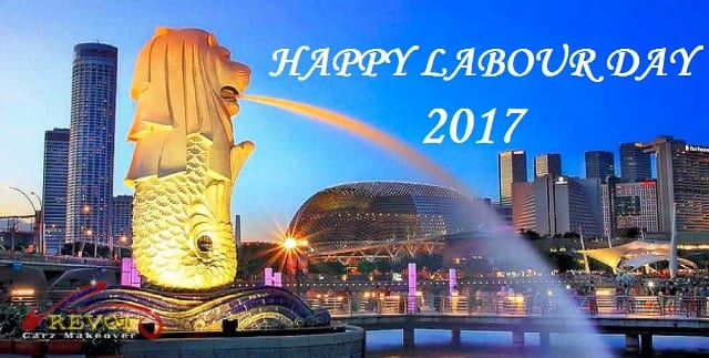 Happy Labour Day 2017!