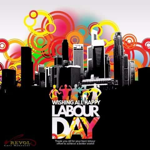 Happy Labour Day 2018!