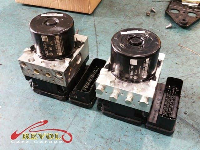 Volkswagen ABS Pump & Gearbox Issue Resolved at Revol Carz