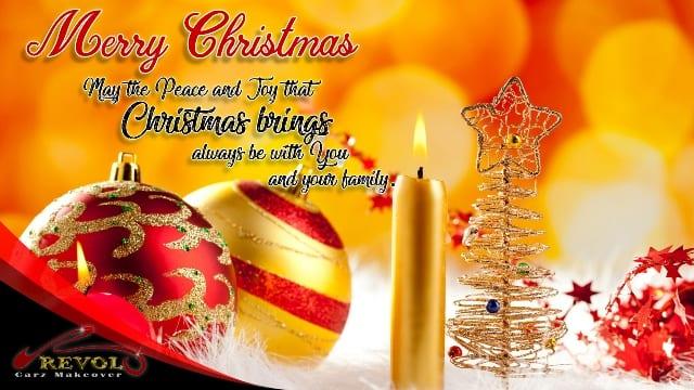 Wonderful Christmas to Everyone!