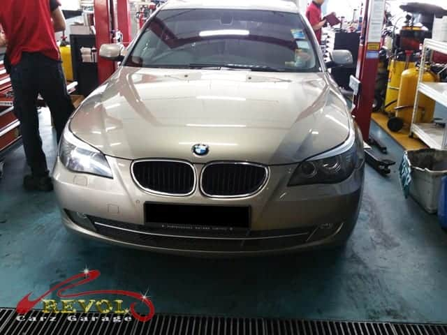 Mechatronics Failure of BMW 520i - Reliable replacement