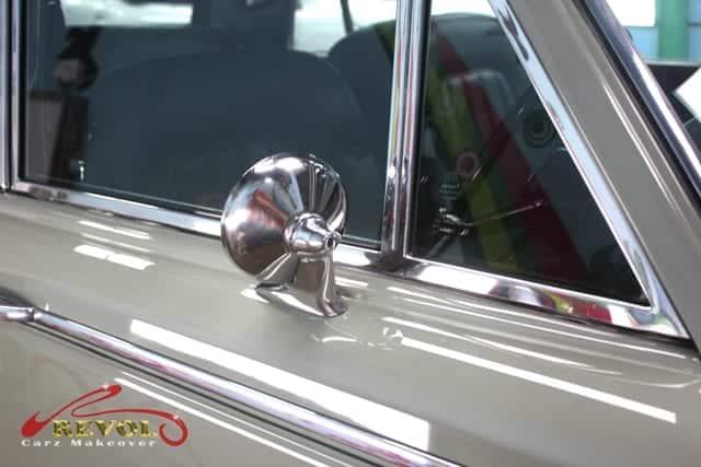 Glossy Ceramic Coat of Rolls Royce Silver Shadow 6.8 AUTO