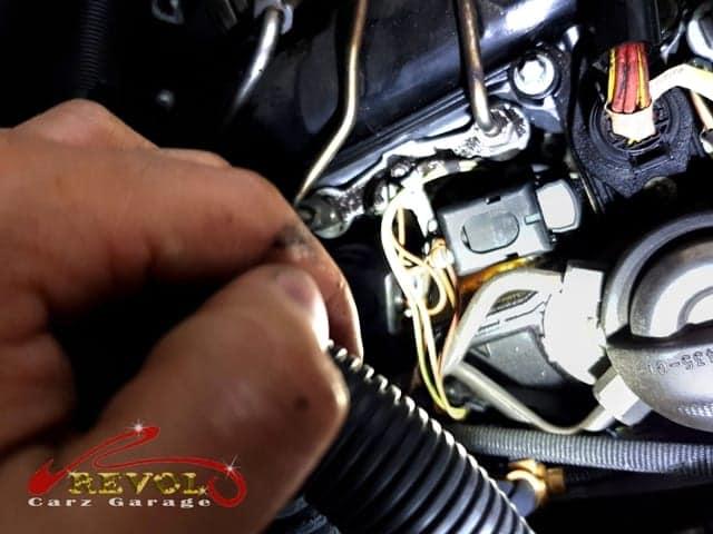 BMW 520i -EKPM Fuel Pump Control Module issue