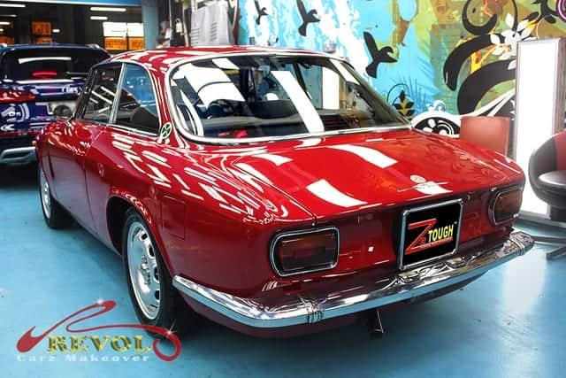 ALFA ROMEO 1.6 GT JR with ZeTough Ceramic Coating