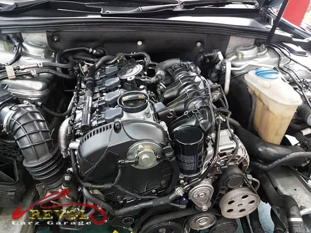 Engine Overhaul Repaired on AUDI A5 - Top Quality Service!