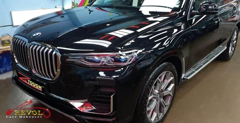ZeTough Titanium Paint Protection on BMW X7 XDRIVE40i