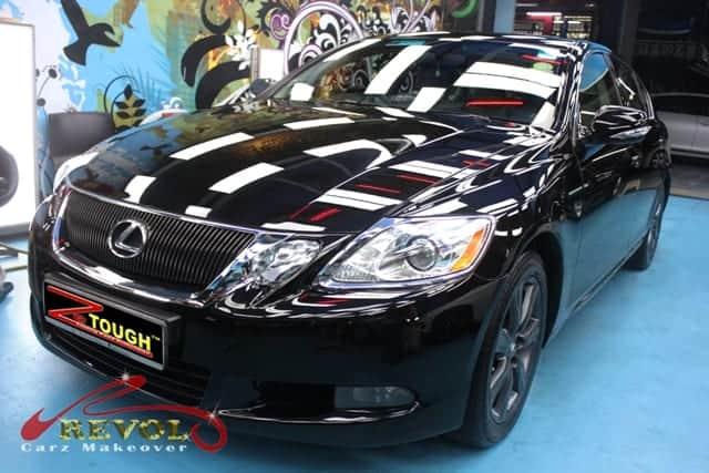 Lexus GS300 AUTO - Car Respray with Ceramic Coating