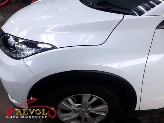 Honda Vezel Paint Repair - After