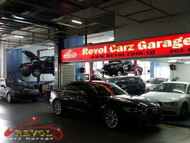 Revol Carz Garage - BMW Workshop Specialists