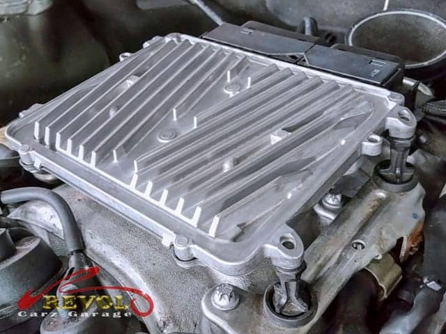 Misfiring and engine stalling fixed - Mercedes Benz 350L