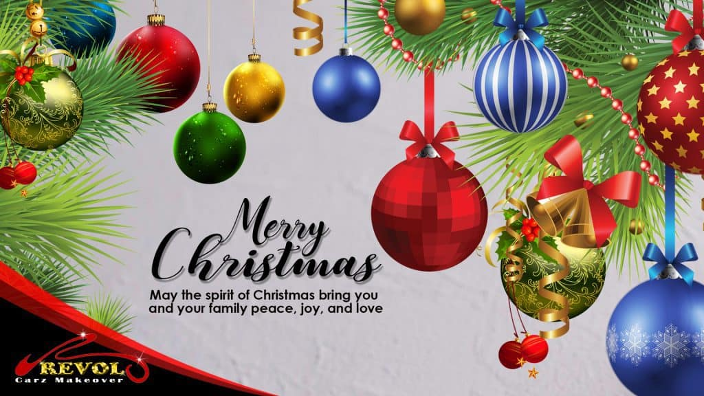 Tevol Carz Group Wishes Everyone A Wonderful Christmas!