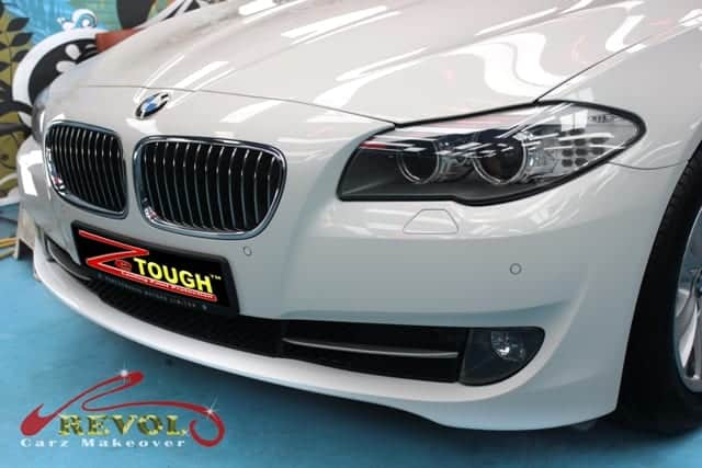 Beautifying BMW 520i With Ceramic Paint Protection Coating