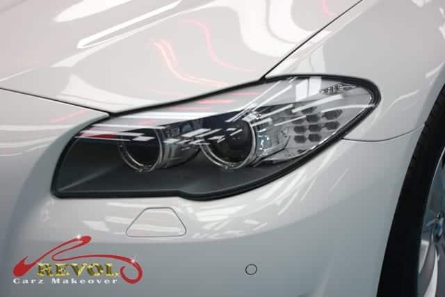 Beautifying BMW 520i With Ceramic Paint Protection Coating