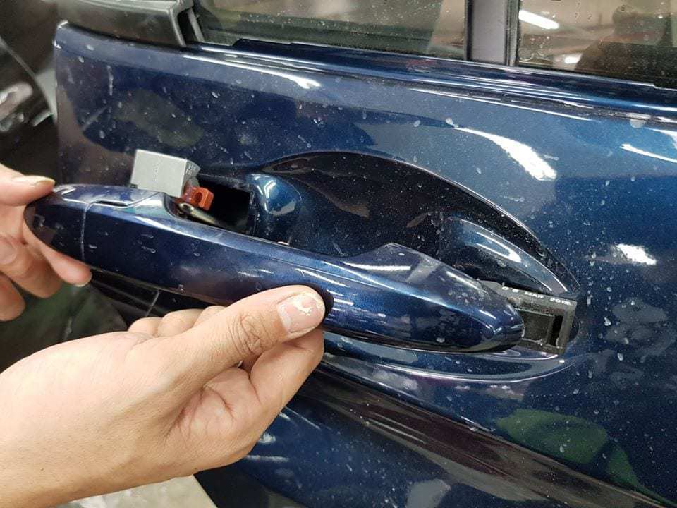 Full Car Spray Painting of Honda City - Best outcome!