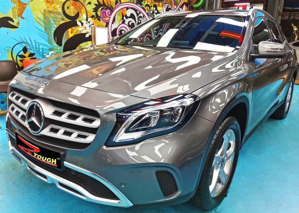 Gorgeous Mercedes Benz GLA180
