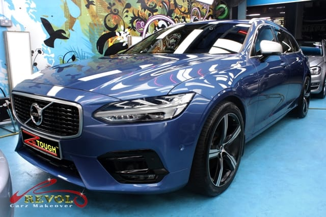 Keep Volvo V90 T6 R-Design luxurious with Ceramic Coating