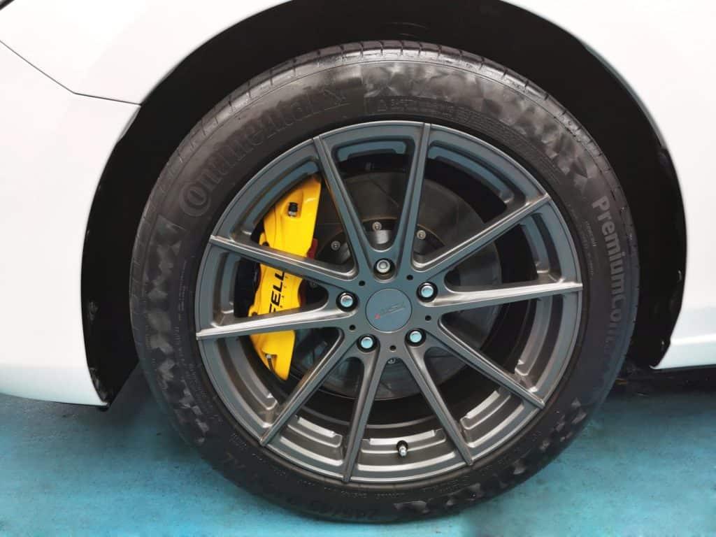 A Stunning Mazda 6 enjoying its ZeTough Ceramic Coating