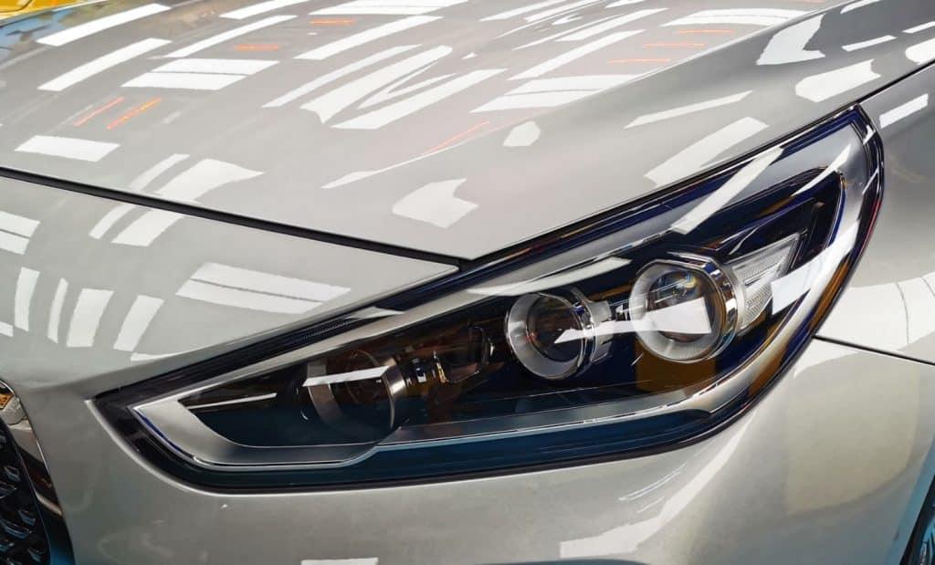 ZeTough Paint Protection Services for Hyundai I30