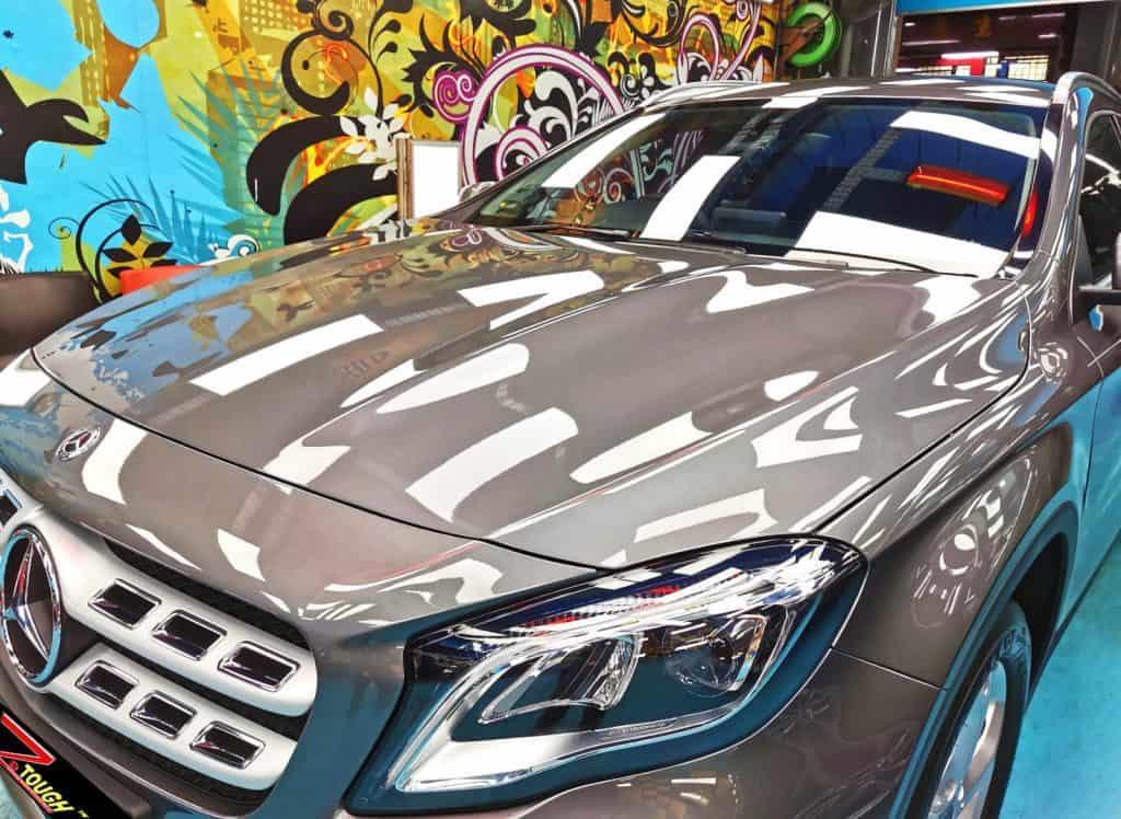 Gorgeous Mercedes Benz GLA180  -front