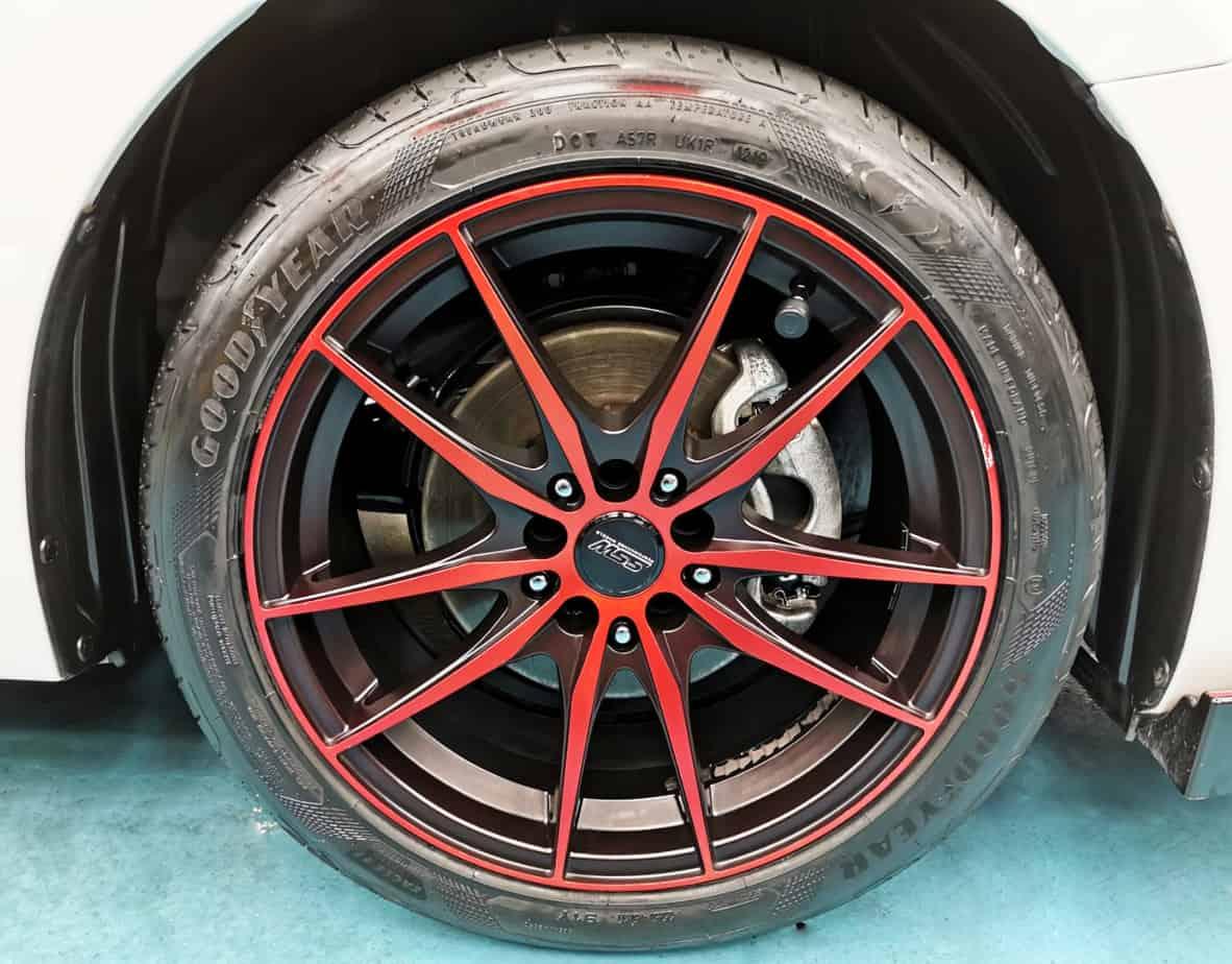 Mazda 3 - rims