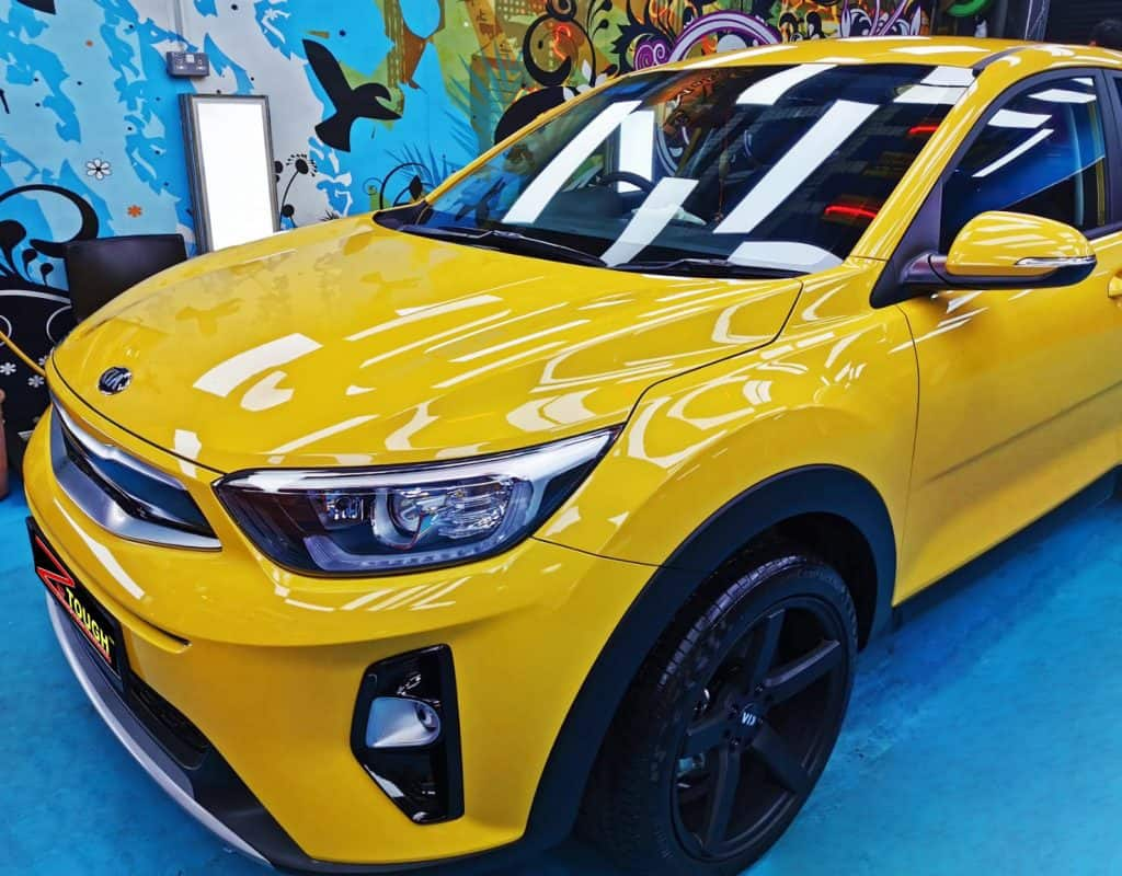 Get the Best Paint Protection Services For Your Kia Stonic