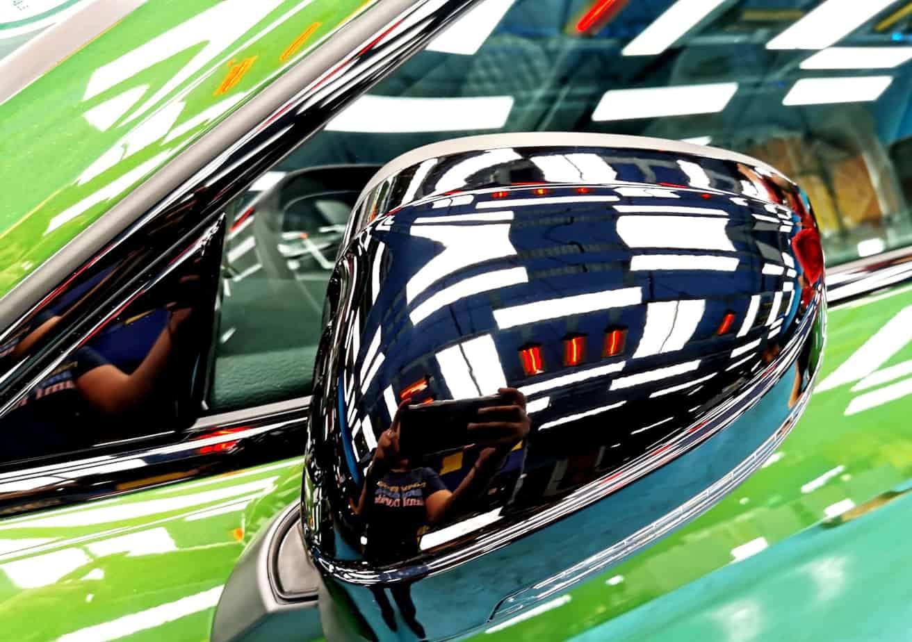 Audi RS5 - sidemirror