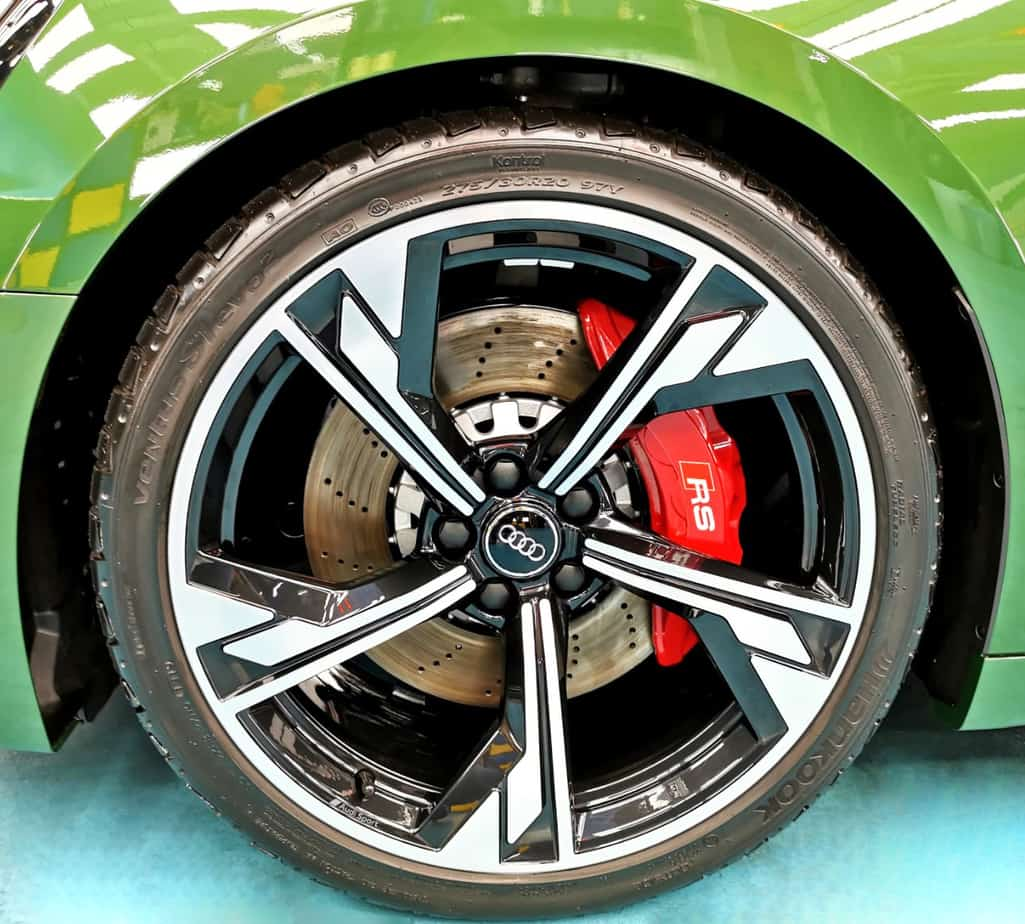 Audi RS5 - rims