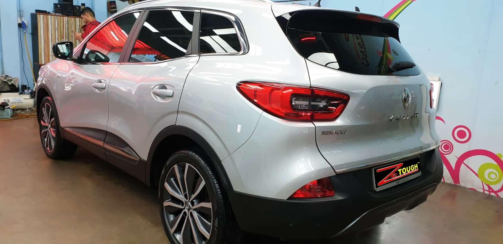 Stunning Renault Kadjar - rear