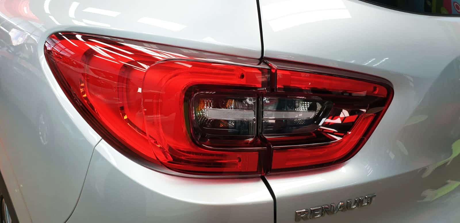 Stunning Renault Kadjar - headlight