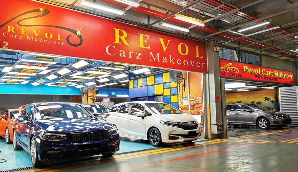 New cars for the new week in Revol Carz Makeover