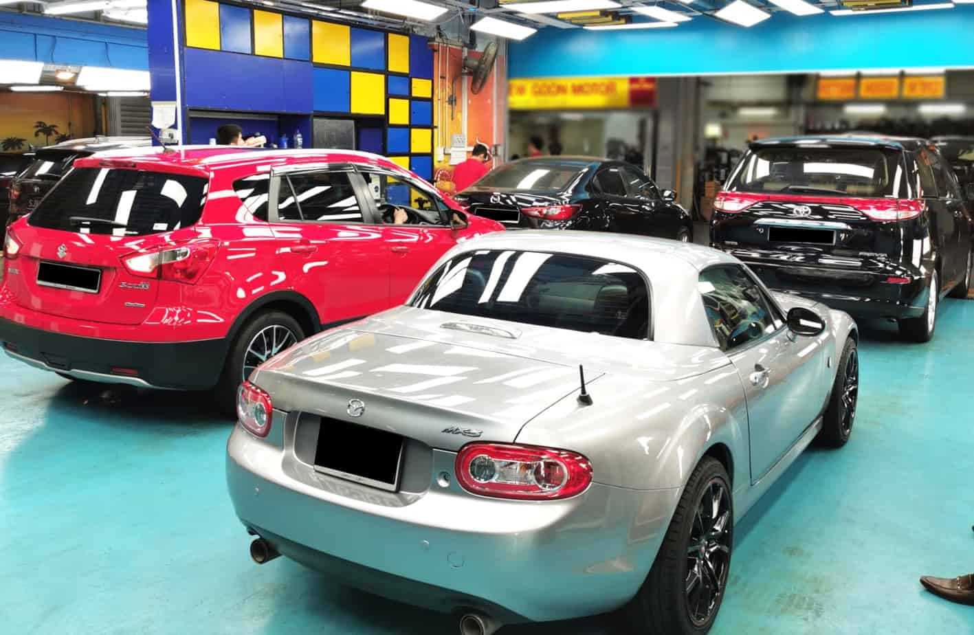 Guaranteed Quality Ceramic Coating For Different Cars