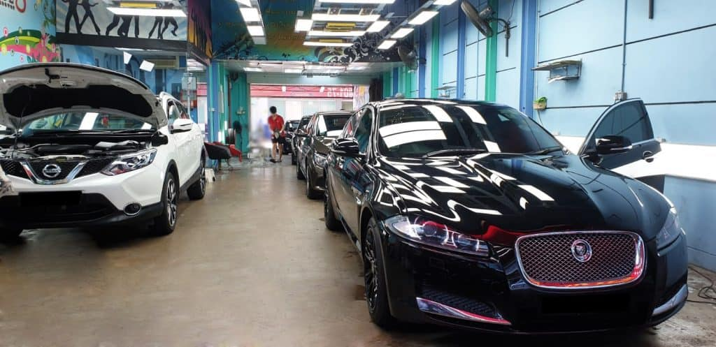 Cars rolling-in as more and more customers are satisfied