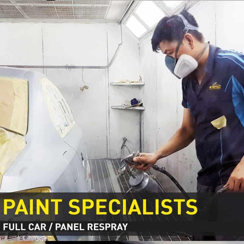 Spraypaint Specialists