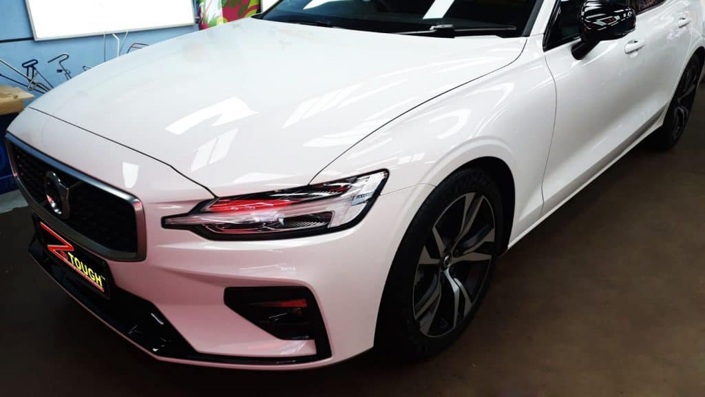 Volvo S60 Gets A Guaranteed Ceramic Paint Protection