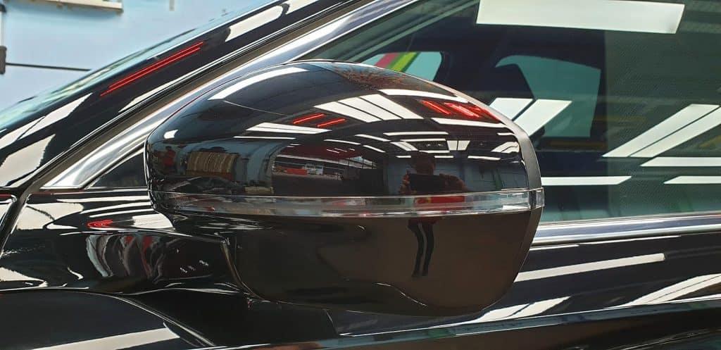 Citroen DS7 Crossback with ZeTough Ceramic Paint Protection