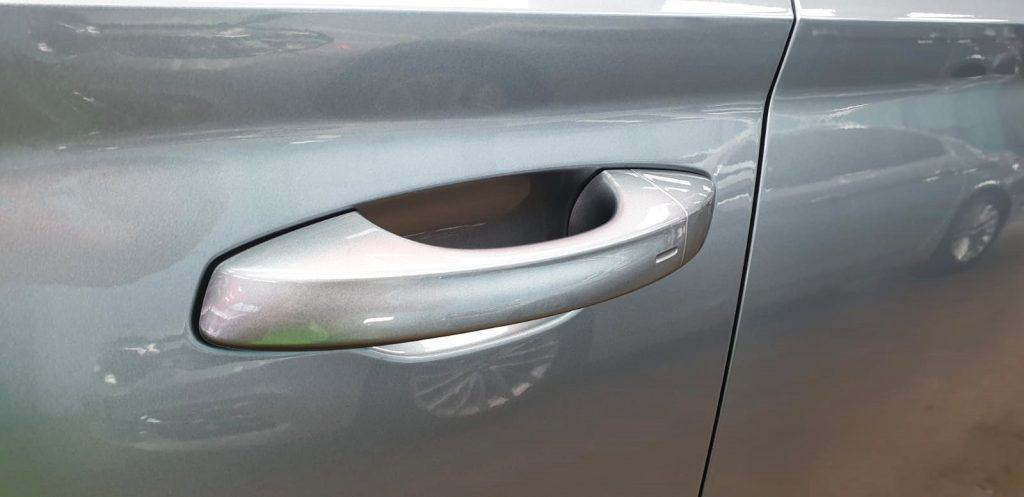 Long time Customer: Very satisfied with our Paint protection