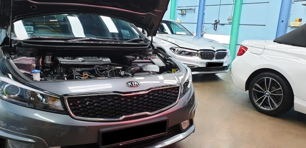 Our diligent team are ready to serve you and your dear car