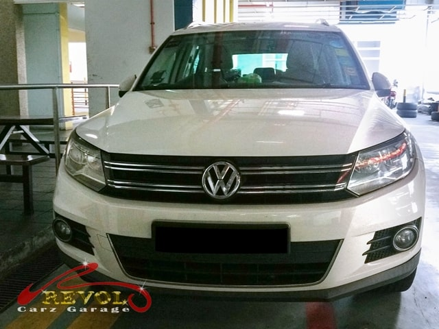 VW Case Study 2: Gear Selector Cable Replaced Within A Day